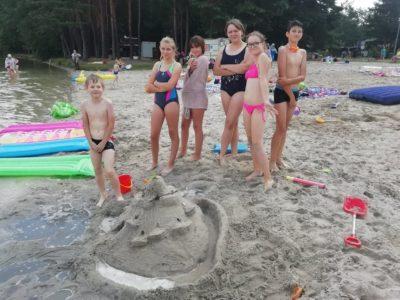 Konkurs zamków z piasku