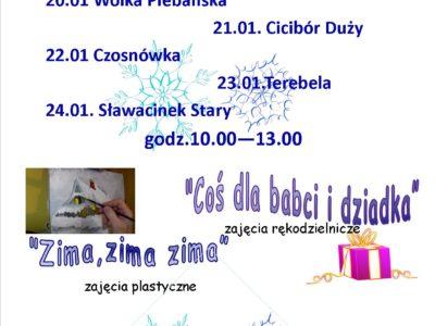 plakat-ferie-2020 klub objazdowy w 2ersj