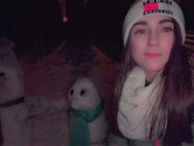 Wyróżnienie Maja Buraczewska ,,Śnieżna kaczuszka i pingwin Franek''
